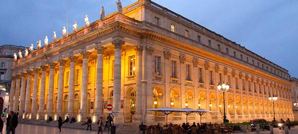 Restaurant Centre Ville Cde Bordeaux