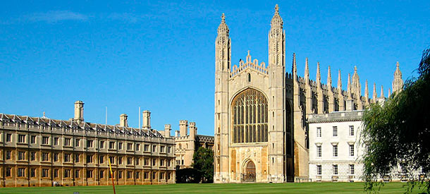 Kings college de Cambridge