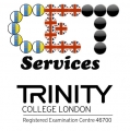 logo de CET SERVICES - TRINITY COLLEGE EXAM CENTRE