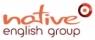 NATIVE ENGLISH GROUP logo