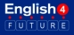 ENGLISH 4 FUTURE logo