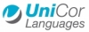 UNICOR LANGUAGES logo