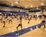 NIKE VOLLEYBALL CAMP, MIAMI