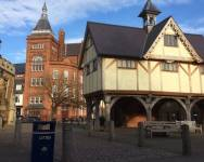 CURSO DE INGLÉS EN MARKET HARBOROUGH, UK