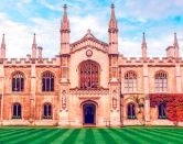 Becas en la Universidad de Cambridge para estudiar a gastos pagados
