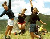 Becas de inmersión lingüística en colonias de verano en inglés