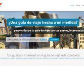 ¡La primera web de guías de viaje personalizables!