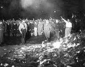 El Bibliocausto: La primera barbarie de la Alemania nazi