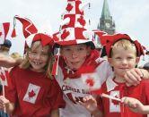 Canadá celebra su fiesta nacional