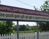 De paseo por Llanfairpwllgwyngyllgogerychwyrn- drobwllllantysiliogogogoch