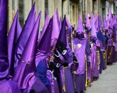 Sevilla luce Semana Santa