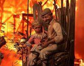 Llega la gran noche del fuego