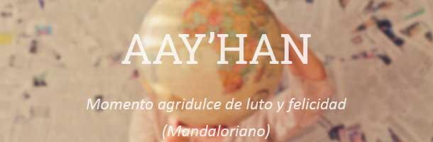 Amor en varios idiomas también en mandaloriano