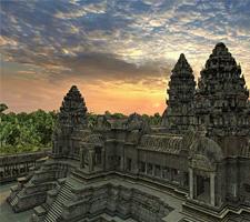 Angkor Wat, un lugar de otro mundo y todo un destino de película