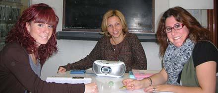 aula de academia de idiomas de Bilbao T&S idiomas
