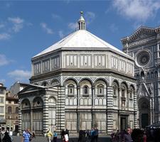 El Battistero di San Giovanni, otro imprescindible de tu curso de italiano en Florencia