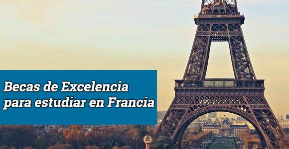 Ya está abierto el plazo para optar a las Becas de Excelencia para estudiar en Francia