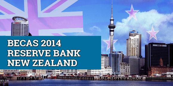 Becas Reserve Bank New Zealand 2014