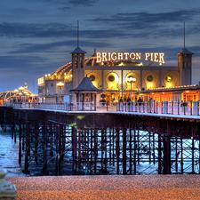 Brighton también se encuentra entre las mejores ciudades de UK para aprender inglés