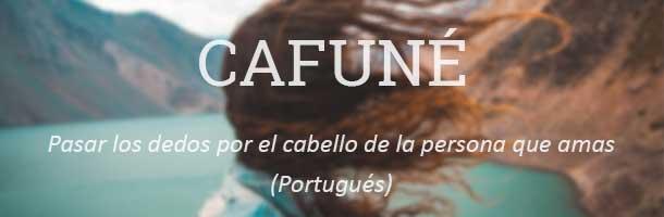 Palabras que significan amor hay muchas en portugués