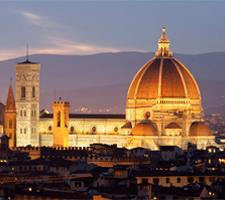 La Catedral de Florencia es el edificio más representativo de toda la ciudad