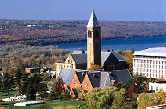 Cornell, la universidad de la diversidad - infoidiomas