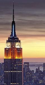 Nueva York, uno de los destinos donde Hyland realiza sus cursos de inglés, una de las mejores organizaciones de idiomas