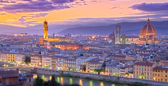 Florencia es una de las mejores ciudades de Italia donde aprender italiano