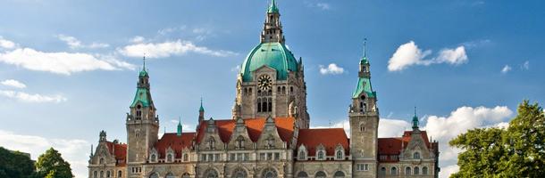 No podía faltar en las ciudades más baratas de Alemania para aprender alemán Hannover