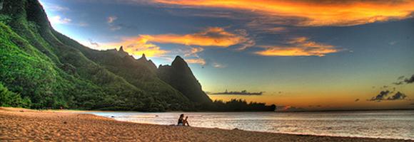 Hawaii bien podría ser otro de los destinos de película. Es más, ¡ya lo ha sido!