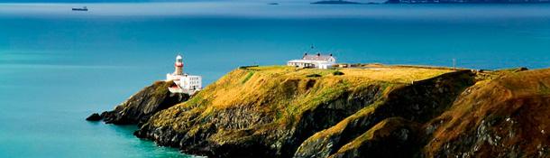Entre los mejores pueblos de Irlanda para aprender inglés se encuentra Howth
