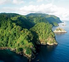 La Isla de Coco sirvió de inspiración para una película más bien jurásica: 'Jurassic Park'