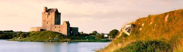 Entre los mejores pueblos de Irlanda para aprender inglés está Kinvara