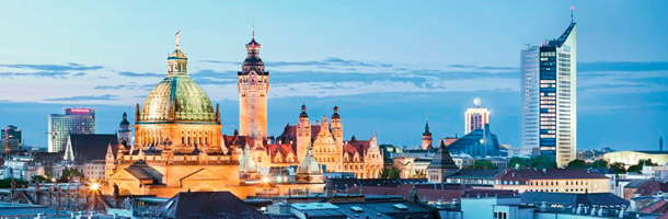 Incluimos dentro de las ciudades más baratas de Alemania para aprender alemán Leipzig por sus bajos precios