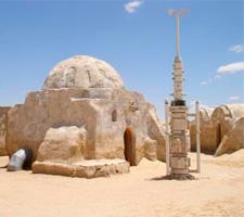 Matmata, lugar de rodaje de 'Star Wars'. ¡Todo un lugar de película!