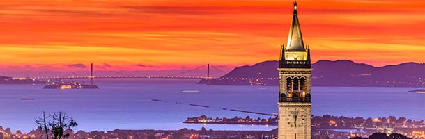 Dentro de las mejores ciudades de California para aprender inglés destacamos Berkeley