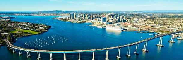 Dentro de las mejores ciudades de California para aprender inglés se encuentra San Diego