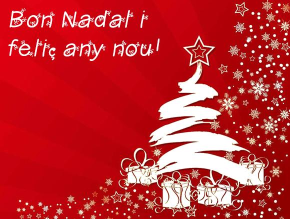 Feliz Navidad en catalán
