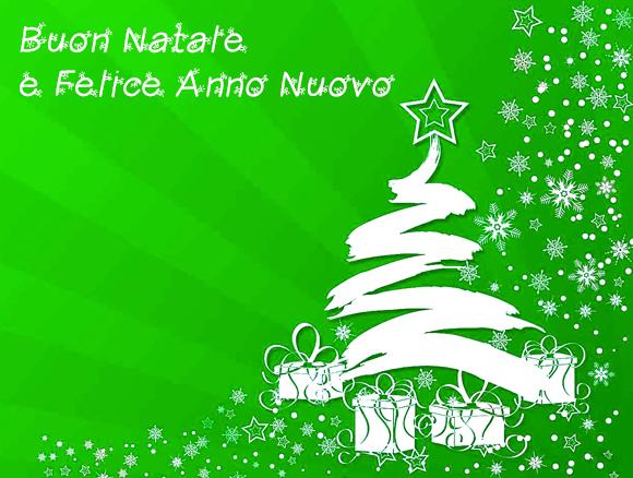 Feliz Navidad en italiano