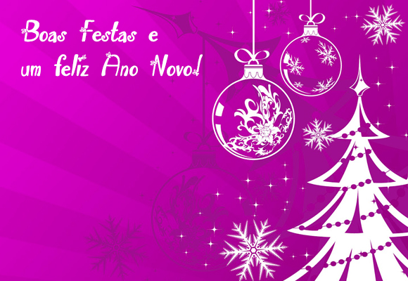 Feliz Navidad en portugués