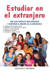 portada libro estudiar en el extranjero