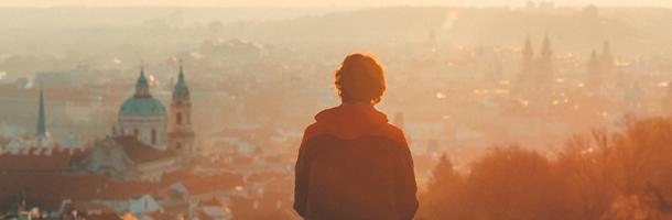 Entre los mejores destinos para las becas Erasmus está Praga