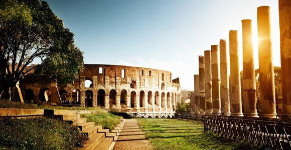 Roma, la capital de Italia y una de las mejores ciudades donde realizar un curso de italiano