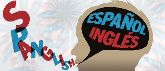 El spanglish es la fusión morfosintáctica y semántica del español con el inglés estadounidense