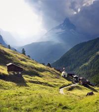 El nivel de vida de Suiza convierte este país es una excelente opción para realizar un curso de francés