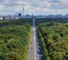 Tiergarten es otro de los sitios que no puedes dejar de ver en tu viaje a Berlín