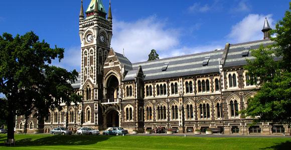 a Universidad de Otago es un lugar excelente para cursar un año académico en el extranjero