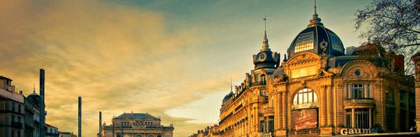 Decídete por aprender francés en Montpellier y descubrirás una gran ciudad francesa