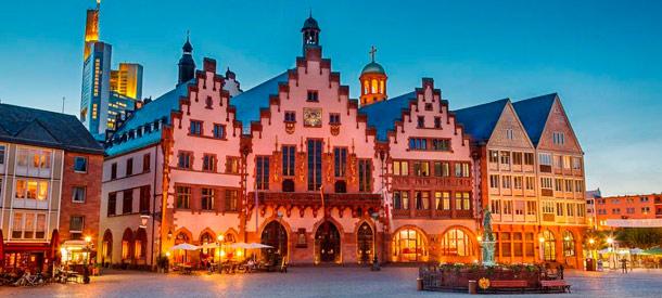 Una serie de razones por las que aprender alemán en Frankfurt y no en otras ciudades