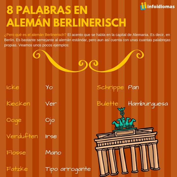 Más curiosidades de Berlín con su alemán